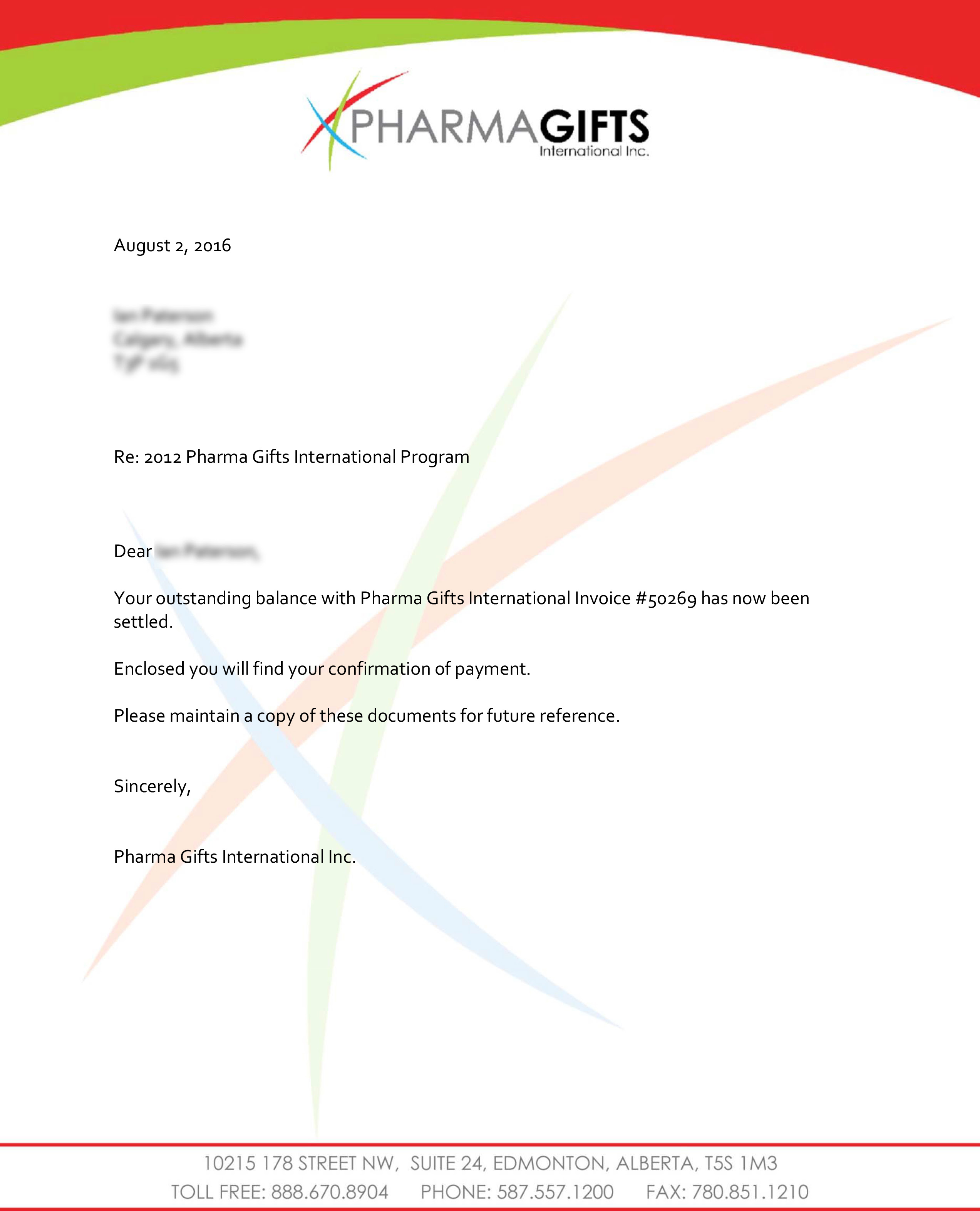 Pharma Gifts International